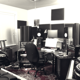 Terrific Home Studio Monitor Placement For Optimal Listening Largest Home Design Picture Inspirations Pitcheantrous