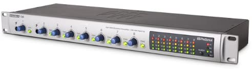 List of mic preamp for home studio