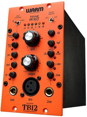 The best mic preamp for home studio